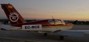 Curso Piloto de aviones PPL Sevilla