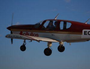 Pilotar avioneta Sevilla