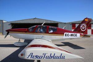 Escuela de pilotos Sevilla