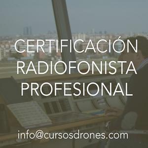 certificación radiofonista profesional