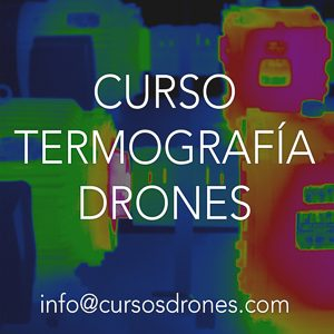 curso termografía drones
