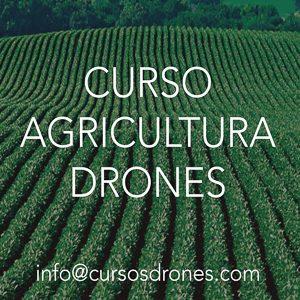 curso agricultura drones